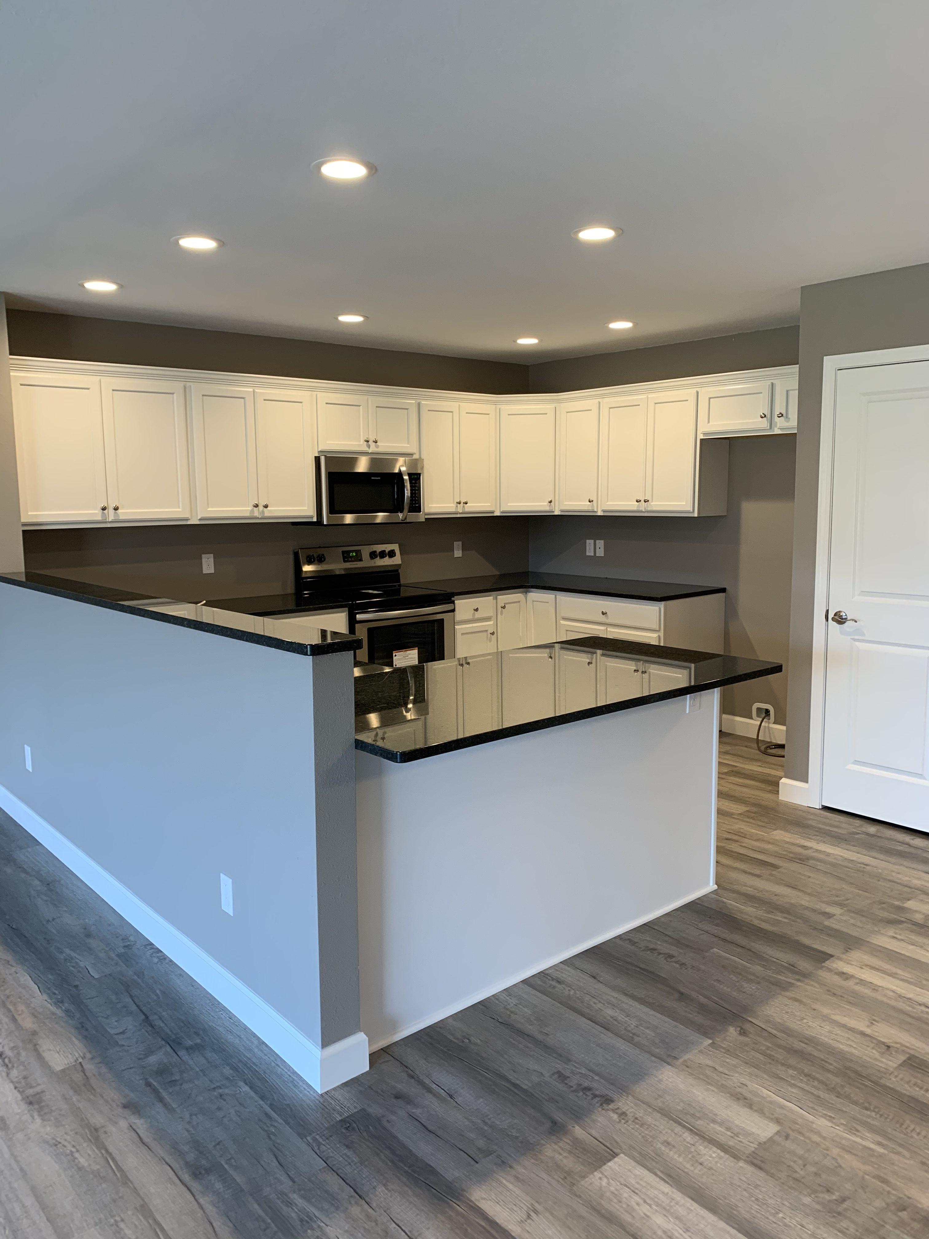Kitchen West View Villas Plan A